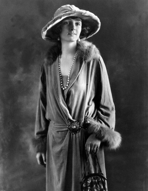 Elizabeth Scott Bocock in fashion